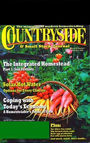 featured in Countryside magazine